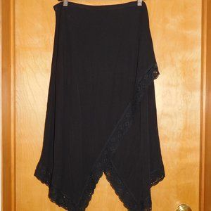 Nine West Western Asymmetrical Skirt